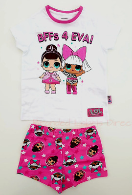 Girls Lol Surprise  L.o.l Doll Pyjamas Girls Nightwear
