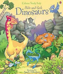 Hide and Seek Dinosaurs (Hide & Seek) | Livre | état bon