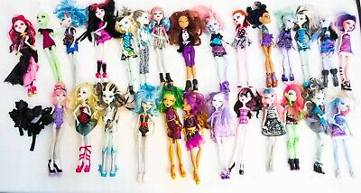 Monster High Doll Lot of 27 Includes Everything in the Photos