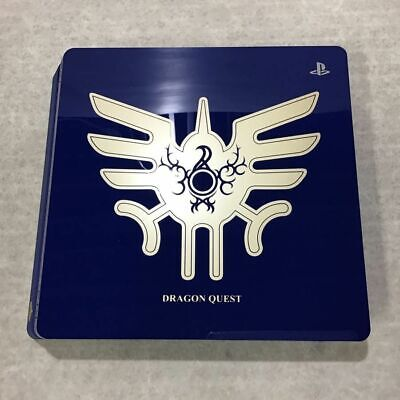 PlayStation 4 Dragon Quest Lotto Edition PS4 from japan game Console only