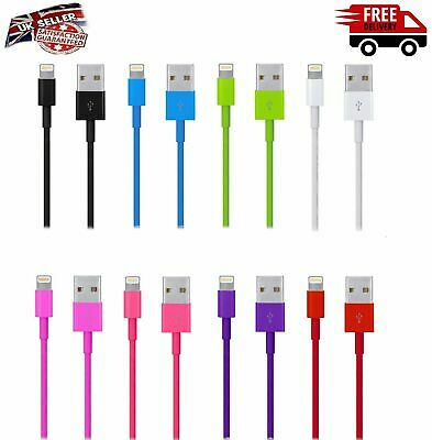 Extra Long USB Charger Charging Lead Data Cable 1M 2M 3M For iPhone X 7 6s 5 XR