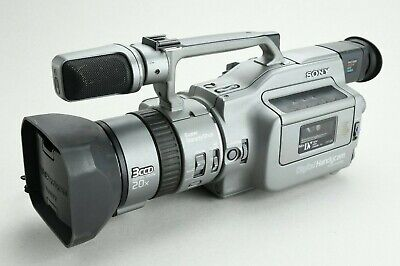SONY DCR VX-1000E  Digital Video Camcorder (PAL)