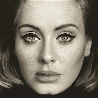 25 by Adele (CD, Nov-2015, Sony Music) Hello Brand New Factory Sealed