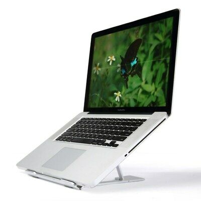 Portable Aluminum Alloy Folding Laptop Stand Adjustable Notebook Bracket