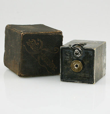 KEMPER The Kombi Subminiature Camera c.1892 with Original Box (VZ13)