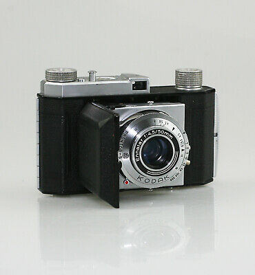 KODAK Retinette (Type 012) 35mm Film Camera with ENNATAR f4.5/50mm Lens (ZZ19)