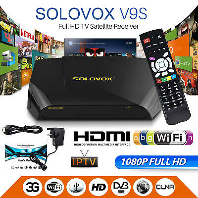 HITECHBOX HB9200 NEW Model HD PVR with Mag Portal and Arabic
