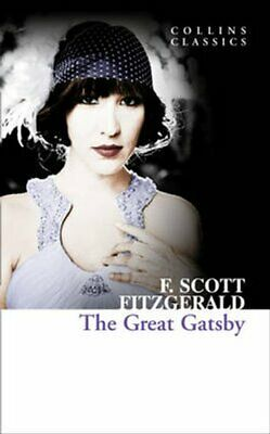 The Great Gatsby by F. Scott Fitzgerald 9780007368655 | Brand New