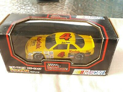 suit scalextric die cast nascar 1:43 scale kodak racing champions mint and rare