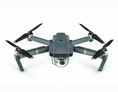 DJI Mavic Pro 4k Drone Unwanted Gift Used Once Immaculate Condition
