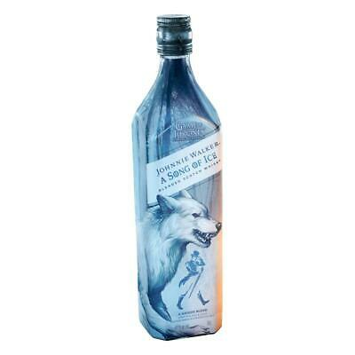Johnnie Walker A Song of Ice Whisky 40,2% Haus Stark Game of Thrones 700 ml