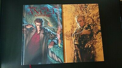 2 After the Fall Graphic Novels Hardback Books