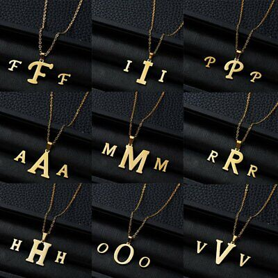 Fashion Stainless Steel Women Gold Jewelry Set Charm Pendant Earrings Necklace