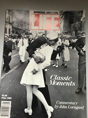 Life Magazine Fall Of 1990..Special Edition/ Classic Moments