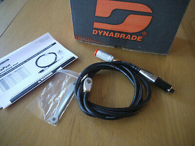 Dynabrade 10832 DynaPen Reciprocating Tool, 3 mm Collet Air File Engraver Scribe