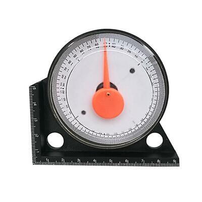 Slope Inclinometer Angle Finder Measuring Slope Protractor with Magnetic C#P5