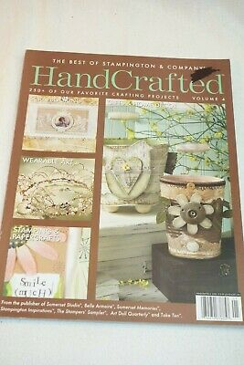 HAND CRAFTED vol. 4  250+ crafting projects 2008