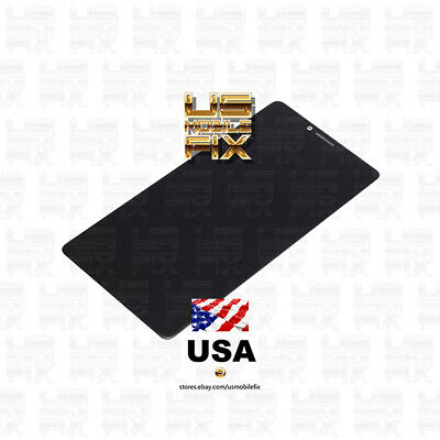 USA For Coolpad Legacy 2019 3705A LCD Display Touch Screen Digitizer Fix Full