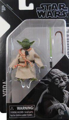 Hasbro: Star Wars The Black Series Archive Yoda 6-Inch Action Figure