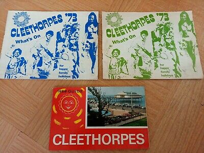 Cleethorpes 1973 What's On Guide