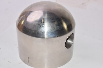 GE Part: T246843P001, Stainless Turbine Part