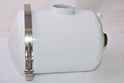Lab Sanitary Analytical Gas Tank, 12'' OAL x 10'' W