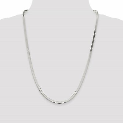 Lobster Claw 16 Inches .925 Sterling Silver With Rhodium Finish 1.1mm Cable Chain Necklace 1.6gr.