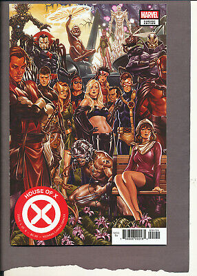 House of X 1 & Powers of X 1 Brooks Connecting Variants NM 9.4 or better