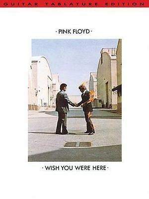 Pink Floyd : Wish You Were Here by Music Sales Corporation Staff (1992,...