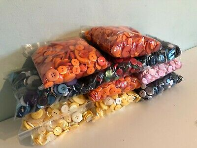 Button Packs (Yellows / Oranges / Winter / Christmas) CLEARANCE