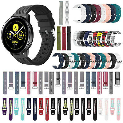 42mm 46mm /Active Replacements Watch Wrist Strap Band for Samsung Galaxy Watches