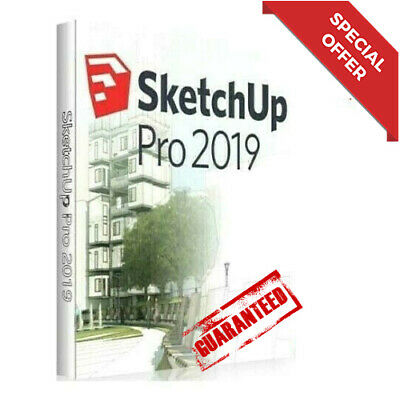 SketchUp Pro 2019 > LifeTime > Instant Email Delivery