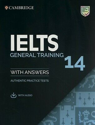IELTS 14 General Training Student's Book with Answers with Audio: Authentic