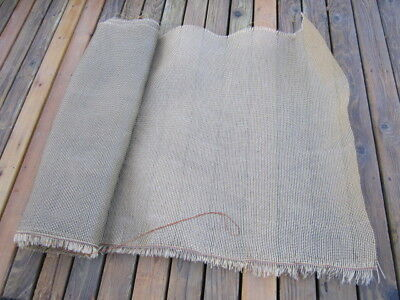 """Speaker Grill Cloth, 30 feet x 32"""" New, Tan Colored Vintage Woven Grill Cloth"""