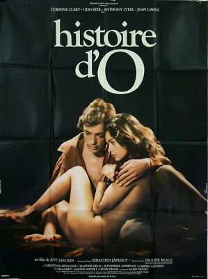 Corinne Clery Udo Keir Anthony Steel HISTOIRE D'O Just Jackin 1975 120x160 A