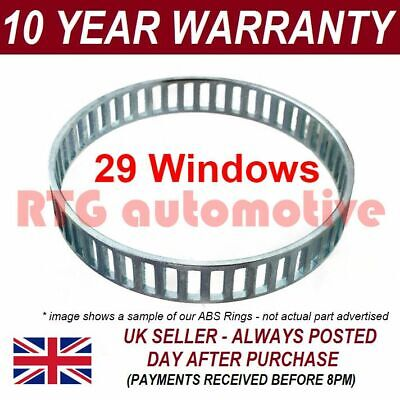 PEUGEOT 206 ABS RING 79MM ABS RELUCTOR RING-DRIVESHAFT ABS RING-CV JOINT RING