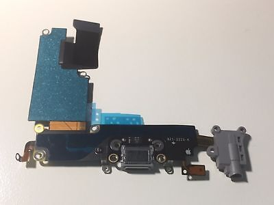 For iPhone 6 Plus USB Dock-MIC Charger Charging Port Connector Audio Flex Cable