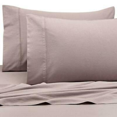 Single/Double Size Fitted Sheet With Pillowcases Bed Sheet Au Seller
