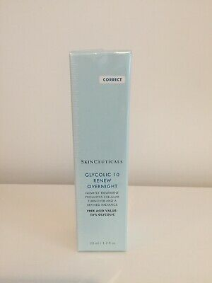 SkinCeuticals Glycolic 10 Renew Overnight 50ml Brand new, Sealed, 100% Authentic