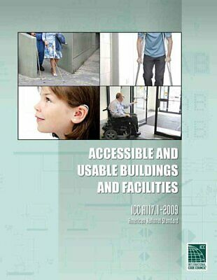 Accessible and Usable Buildings and Facilities ICC A117.1-2009 9781580019187