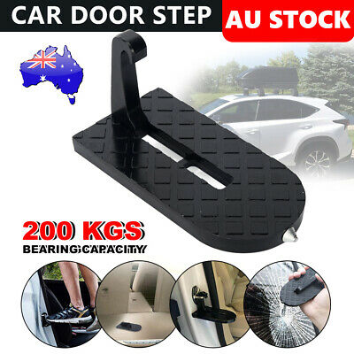 Vehicle Latch Roof Of Car Door Give You a Step Easily Rooftop Doorstep Access