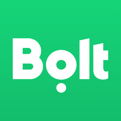 """Bolt Taxi £10 First Ride Credit Voucher Code; Enter """" 4R445 """" No Purchase"""