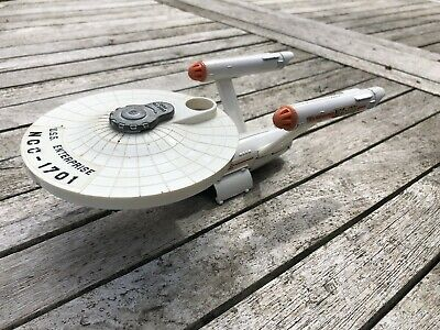 Dinky Toys Vintage 1976 TV's Star Trek USS Enterprise Die Cast Ship NCC-1701