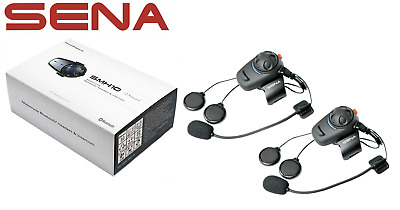 SENA Intercom / Kit mains-libres Bluetooth DUO SMH10 Dual SMH10D-11 2 casques