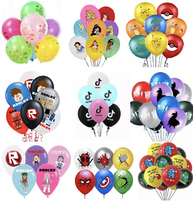 Children party decoration birthday balloons. Children party theme balloons