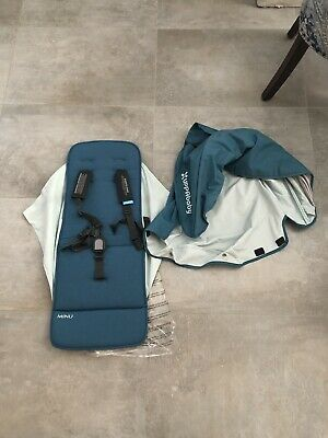 Uppababy Minu Seat And Canopy Teal Melange ( Ryan)