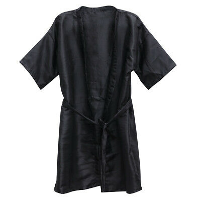 1pc Salon Guest Robe Slim Hot Dyeing Clothing Art Salon Cloth Smock Product Cape