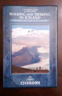 Walking and Trekking in Iceland (Cicerone Guide) Flexibound Paddy Dillon 2013