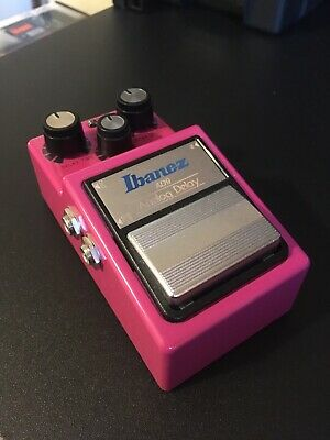 Ibanez AD9 Analog Delay Pedal Made In Japan