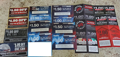 photograph about Skoal Coupons Printable named MARLBORO CIGARETTE, CAMEL Cigarette, Skoal Coupon codes - Help save Higher than $25